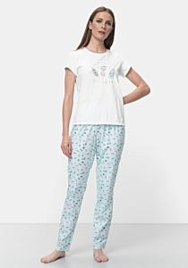 Pijama maneca scurta dama S/XL