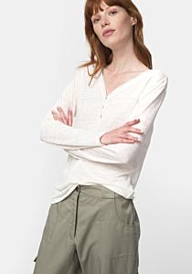 Tricou maneca lunga dama S/XL