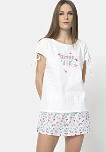 Pantaloni scurti pijama dama S/XXL