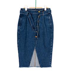 Fusta jeans dama 36/46