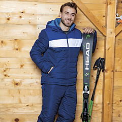 Jachetă ski bărbați S/XXL