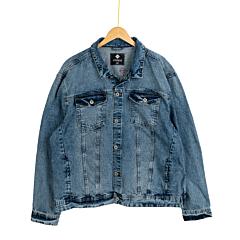 Jacheta jeans barbati 4XL/6XL