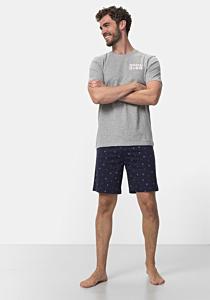 Pijama maneca scurta barbati S/XXL