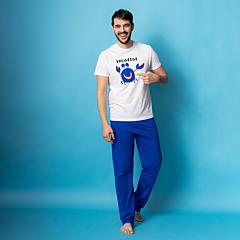Pijama barbati Fanily Crab S/XXL