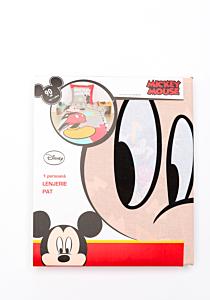 Lenjerie 140x200xm Mickey