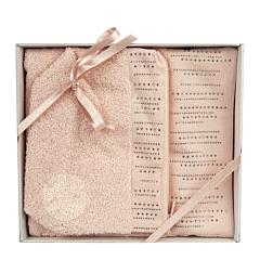 Set cadou prosop 50x90 cm + etui cosmetice