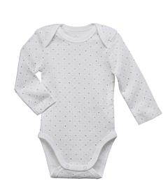 Set x3 body bebe 0/6 luni