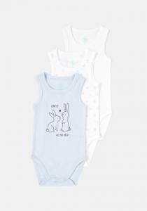 Setx3 body bebe 6/36 luni