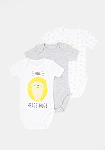 Set 3 body TEX bebe 3/36 luni