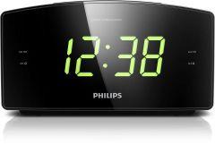 Radio cu ceas Philips AJ3400/12, Negru