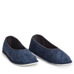 Papuci de casa Infinity Home albastru pentru dame, 40/41, OLDCOM