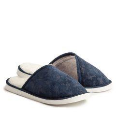 Papuci de casa WARMY albastru pentru dame, 41/42, OLDCOM