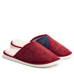 Papuci de casa WARMY bordo pentru dame, 41/42, OLDCOM