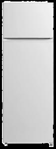 Frigider cu doua usi Serreno STS-240WA+, static, 240 L, 55 cm, H 159 cm, Clasa A+, Alb