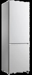 Combina frigorifica Serreno SCS-278WA+, 278 L, sistem de racire static, 59.5 cm, H 188 cm, Clasa A+, Alb