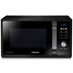 Cuptor cu microunde Samsung MG23F301TAK, 23 l, 800 W, Grill, Negru