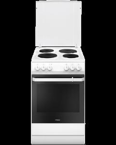 Aragaz electric Hansa FCEW59009, 4 arzatoare, cuptor electric, grill