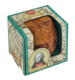 Joc de inteligenta, Professor Puzzle, Great Minds -Nelson's Barrel Puzzle