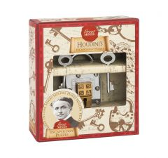 Joc de inteligenta, Professor Puzzle, Great Minds - Houdini's Escapology Puzzle
