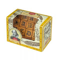 Joc de inteligenta, Professor Puzzle, Great Minds - Shakespeare's Word Puzzle