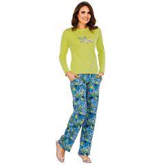 Pijama dama bumbac 3053