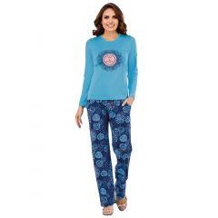 Pijama dama bumbac 3107