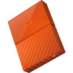 "Western Digital HDD extern, 4TB, My Passport, 2,5"" USB 3.0"