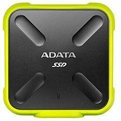 A-Data SSD Extern SD700, 256GB, USB3.1, yellow