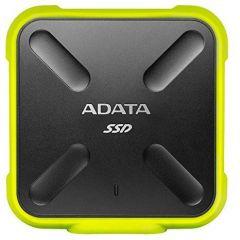A-Data SSD Extern SD700, 512GB USB3.1, yellow