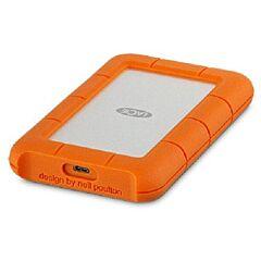 LaCie HDD Extern Rugged USB-C 2,5'' 1TB USB3.1
