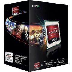 AMD Procesor A6 X2 6400K, Socket FM2, 4.1GHz AD640KOKHLBOX