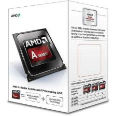 AMD Procesor A4 X2 6320, Socket FM2, 4.0GHz