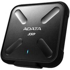 A-Data SSD Extern SD700, 256GB USB3.1, black