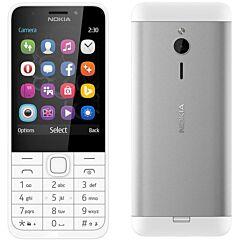 Telefon mobil Nokia 230 Dual SIM Silver