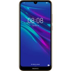 Telefon mobil Huawei Y6 2019, Dual SIM, 32GB, 4G, Amber Brown