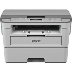 Multifunctionala Brother DCP-B7520DW, Laser, Monocrom, Format A4, Duplex, Retea, Wi-Fi
