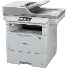 Multifunctionala Brother DCP-L6600DW, laser mono, adf, duplex, wi-fi