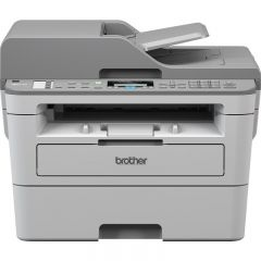 Multifunctionala Brother MFC-B7715DW, Laser, Monocrom, Format A4, Duplex, Retea, Wi-Fi