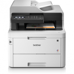 Multifunctionala Brother MFC-L3770CDW, laser, color, format A4, duplex, retea