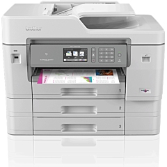 Multifunctional Brother MFC-J6947DW, inkjet, color, format A3 cu fax, ADF, retea, wireless