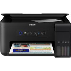 Multifunctionala Epson L4150, Inkjet, CISS, Color, Format A4, Wi-Fi