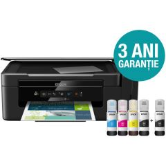 Multifunctionala Epson L3050, Inkjet, CISS, Color, Format A4, Wi-Fi