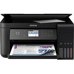 Multifunctionala Epson L6160 Inkjet, CISS, Color, Format A4, Duplex, Retea, Wi-Fi