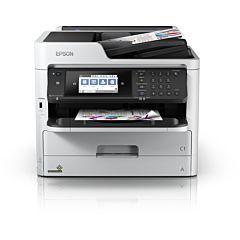 Multifunctionala Epson WF-C5790DWF, Inkjet, Format A4, Duplex, Wi-Fi