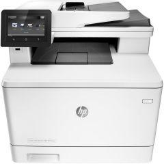 Multifunctional HP LaserJet Pro MFP M377dw, laser, color, duplex, format A4, wireless