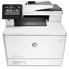 Multifunctional laser color HP LaserJet Pro MFP M477fnw, A4, Fax, 27 ppm, ADF, Retea, Wi-Fi