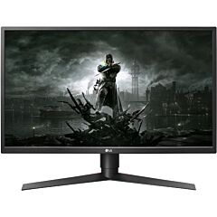 Monitor LED LG Gaming 27GK750F 27 inch 2 ms Black FreeSync 240Hz