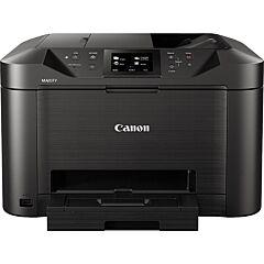 Multifunctionala Canon MAXIFY MB5150, Inkjet, Color, Format A4, Fax, Retea, Wi-Fi, Duplex