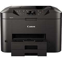 Multifunctionala Canon MAXIFY MB2750, Inkjet, Color, Format A4, Fax, Retea, Wi-Fi, Duplex