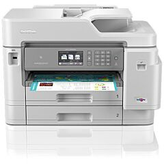 Multifunctionala Brother MFC-J5945DW, Inkjet, Color, Format A3, Duplex, Retea, Wi-Fi, Fax